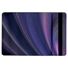 Purple Fractal iPad Air 2 Flip