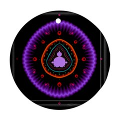 Hypocloid Ornament (Round)