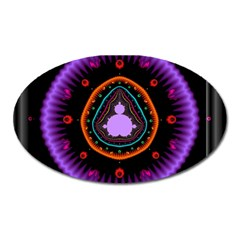 Hypocloid Oval Magnet