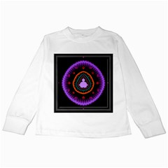 Hypocloid Kids Long Sleeve T-Shirts