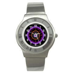 Hypocloid Stainless Steel Watch
