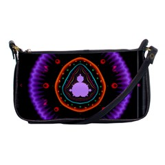 Hypocloid Shoulder Clutch Bags