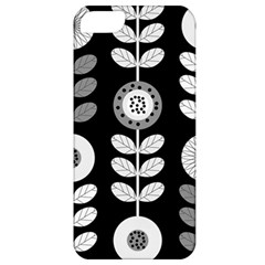 Floral Pattern Seamless Background Apple iPhone 5 Classic Hardshell Case