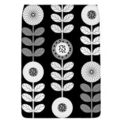 Floral Pattern Seamless Background Flap Covers (L)