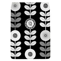 Floral Pattern Seamless Background Flap Covers (S)