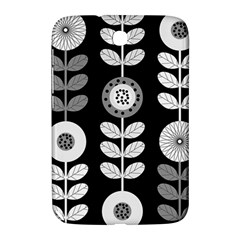 Floral Pattern Seamless Background Samsung Galaxy Note 8.0 N5100 Hardshell Case
