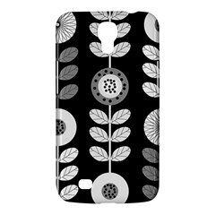 Floral Pattern Seamless Background Samsung Galaxy Mega 6 3  I9200 Hardshell Case