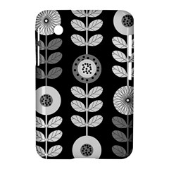 Floral Pattern Seamless Background Samsung Galaxy Tab 2 (7 ) P3100 Hardshell Case