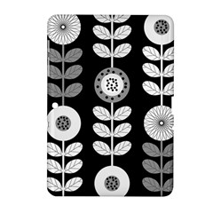 Floral Pattern Seamless Background Samsung Galaxy Tab 2 (10.1 ) P5100 Hardshell Case