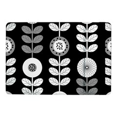 Floral Pattern Seamless Background Samsung Galaxy Tab Pro 10.1  Flip Case