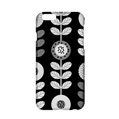 Floral Pattern Seamless Background Apple iPhone 6/6S Hardshell Case