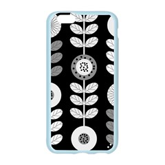 Floral Pattern Seamless Background Apple Seamless iPhone 6/6S Case (Color)