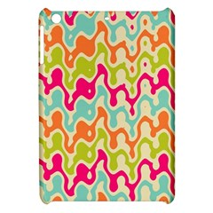 Abstract Pattern Colorful Wallpaper Apple iPad Mini Hardshell Case