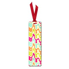 Abstract Pattern Colorful Wallpaper Small Book Marks