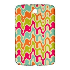 Abstract Pattern Colorful Wallpaper Samsung Galaxy Note 8.0 N5100 Hardshell Case