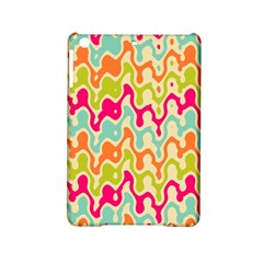 Abstract Pattern Colorful Wallpaper Ipad Mini 2 Hardshell Cases
