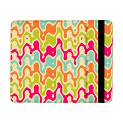 Abstract Pattern Colorful Wallpaper Samsung Galaxy Tab Pro 8.4  Flip Case