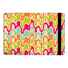Abstract Pattern Colorful Wallpaper Samsung Galaxy Tab Pro 10.1  Flip Case