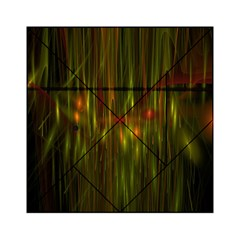 Fractal Rain Acrylic Tangram Puzzle (6  x 6 )