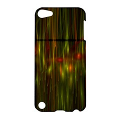 Fractal Rain Apple iPod Touch 5 Hardshell Case