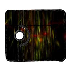Fractal Rain Galaxy S3 (Flip/Folio)