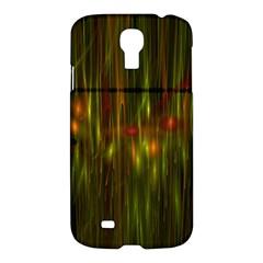 Fractal Rain Samsung Galaxy S4 I9500/I9505 Hardshell Case