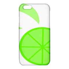 Fruit Lime Green iPhone 6/6S TPU Case