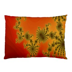 Decorative Fractal Spiral Pillow Case (Two Sides)