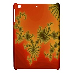 Decorative Fractal Spiral Apple iPad Mini Hardshell Case