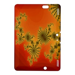 Decorative Fractal Spiral Kindle Fire HDX 8.9  Hardshell Case