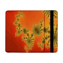 Decorative Fractal Spiral Samsung Galaxy Tab Pro 8 4  Flip Case