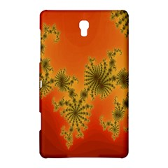 Decorative Fractal Spiral Samsung Galaxy Tab S (8.4 ) Hardshell Case