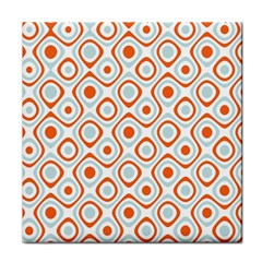 Pattern Background Abstract Tile Coasters