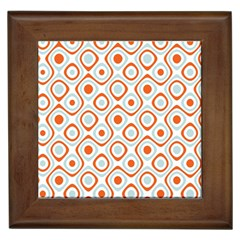 Pattern Background Abstract Framed Tiles