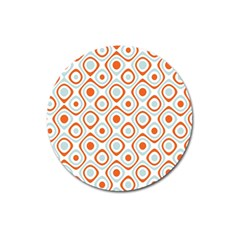 Pattern Background Abstract Magnet 3  (round)