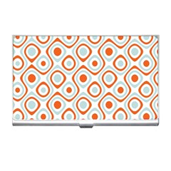 Pattern Background Abstract Business Card Holders