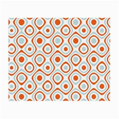 Pattern Background Abstract Small Glasses Cloth