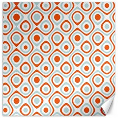 Pattern Background Abstract Canvas 12  X 12