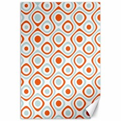 Pattern Background Abstract Canvas 12  x 18