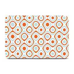 Pattern Background Abstract Plate Mats