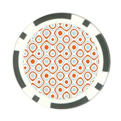 Pattern Background Abstract Poker Chip Card Guard