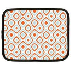 Pattern Background Abstract Netbook Case (large)