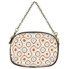 Pattern Background Abstract Chain Purses (One Side)