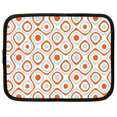 Pattern Background Abstract Netbook Case (xxl)