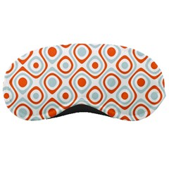 Pattern Background Abstract Sleeping Masks
