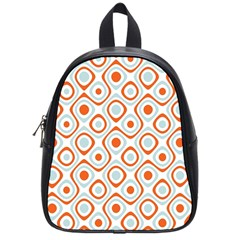 Pattern Background Abstract School Bags (small)