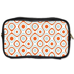 Pattern Background Abstract Toiletries Bags