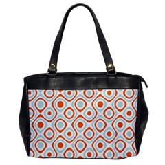 Pattern Background Abstract Office Handbags