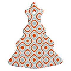 Pattern Background Abstract Ornament (Christmas Tree)