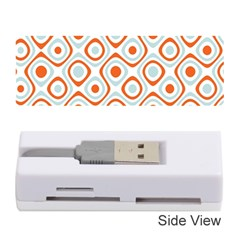 Pattern Background Abstract Memory Card Reader (stick)